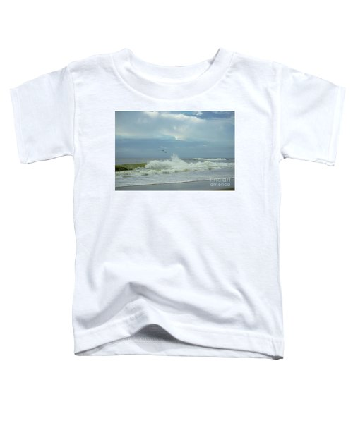 Fly Above The Surf Toddler T-Shirt