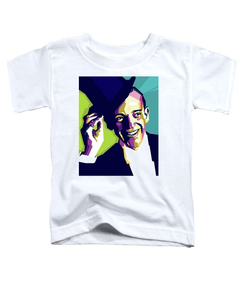 Fred Astaire Toddler T-Shirt