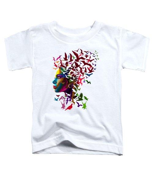 Free Thinker Toddler T-Shirt