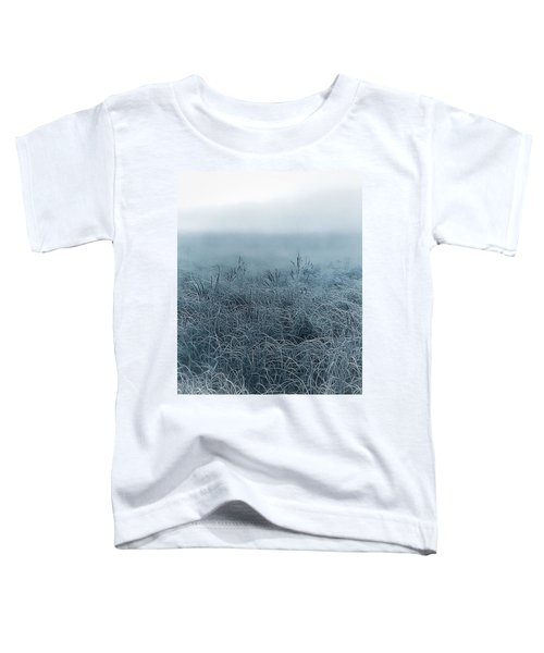Frigid Morn Toddler T-Shirt