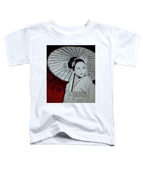 Geisha Toddler T-Shirt