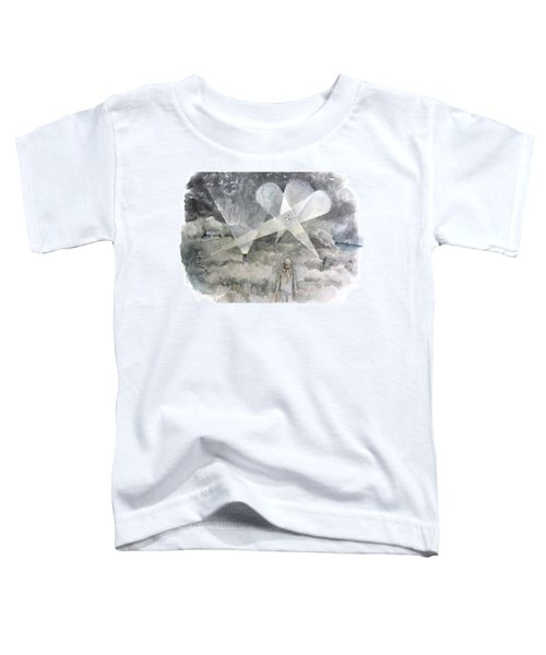 Ghostbusting The New Zealand Storm-petrel Toddler T-Shirt