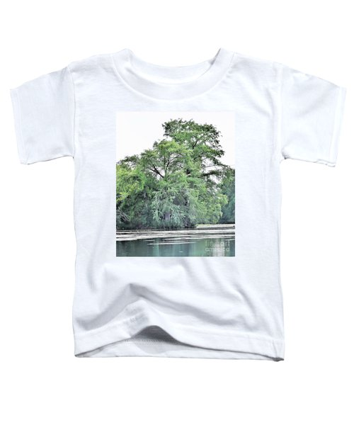 Giant River Tree Toddler T-Shirt