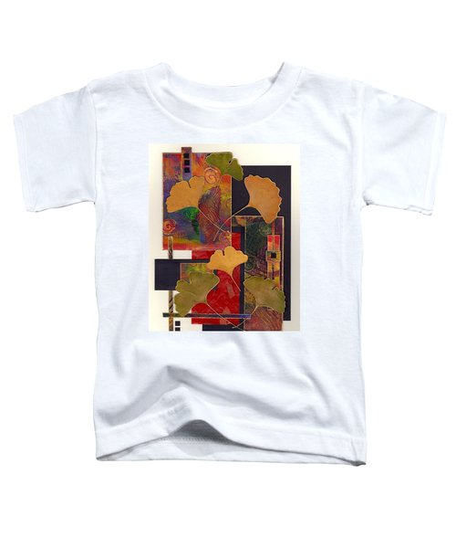 Ginko Love Toddler T-Shirt