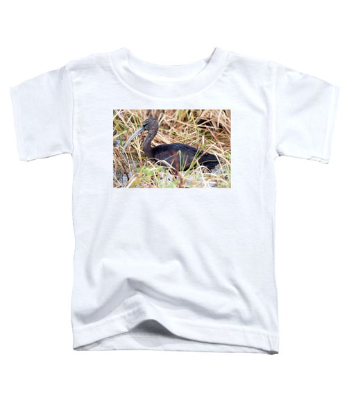 Glossy Ibis 123015 Toddler T-Shirt