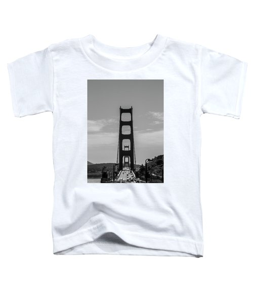 Golden Gate Toddler T-Shirt