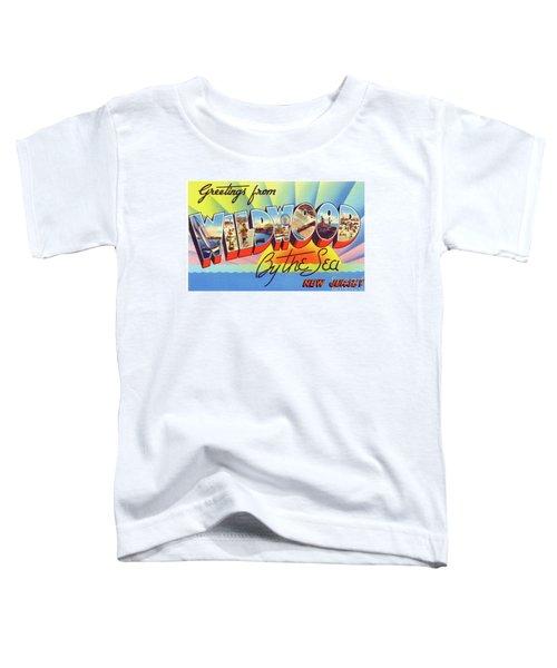 Wildwood Greetings - Version 1 Toddler T-Shirt