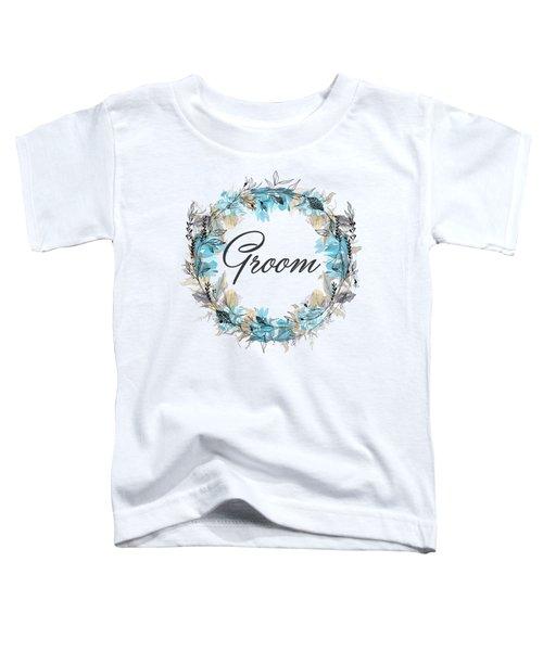 Groom Toddler T-Shirt