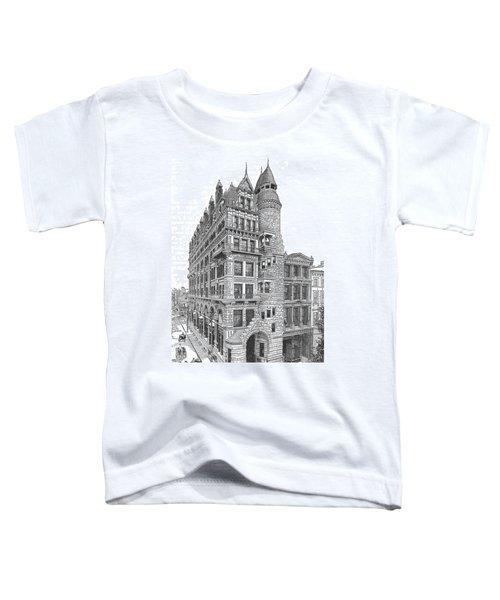 Hale Building Toddler T-Shirt