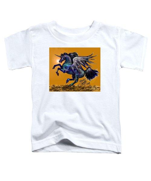 Halloween Fantasy Horse Toddler T-Shirt