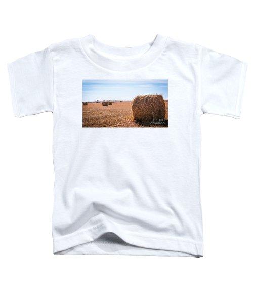 Hay Rolls Toddler T-Shirt
