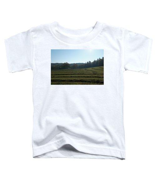 Haymaking Toddler T-Shirt