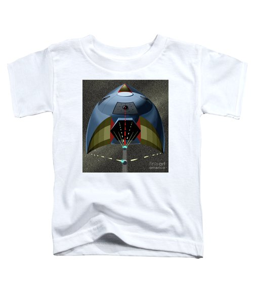 Head On Attack Toddler T-Shirt