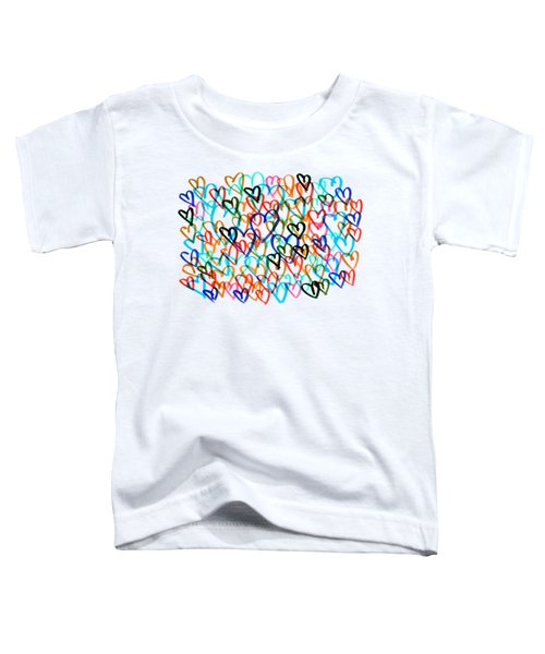 Hearts Toddler T-Shirt