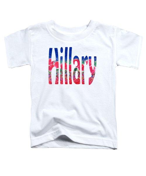 Hillary Toddler T-Shirt