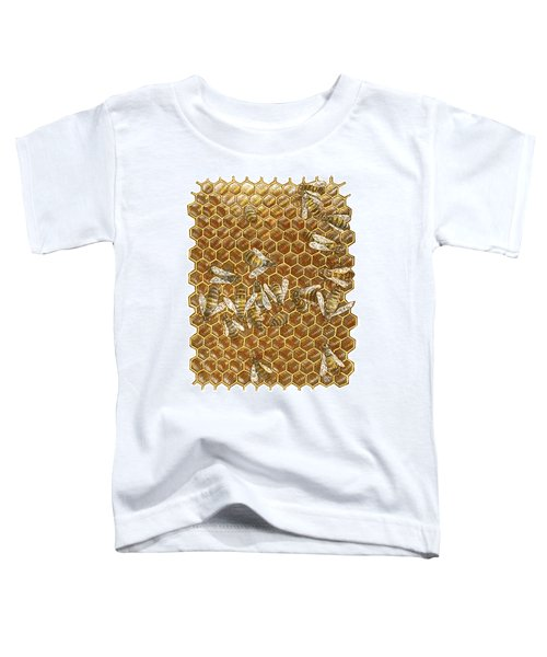 Honey Bees Toddler T-Shirt