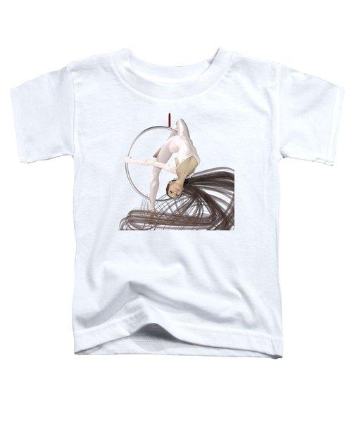 Hoop Dancing Spirit Toddler T-Shirt