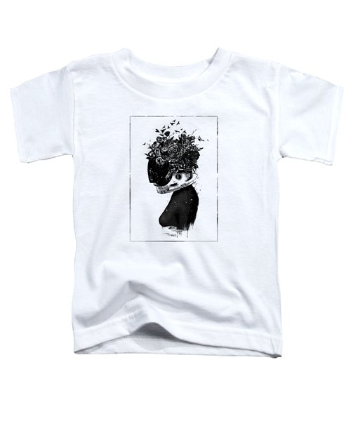 Hybrid Girl Toddler T-Shirt