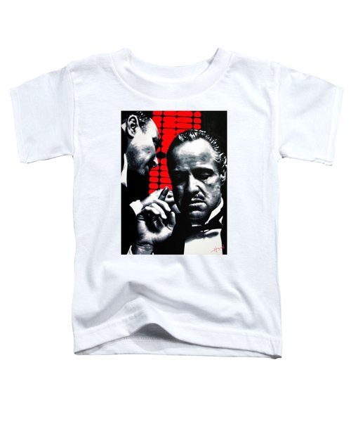 I Want You To Kill Him Toddler T-Shirt