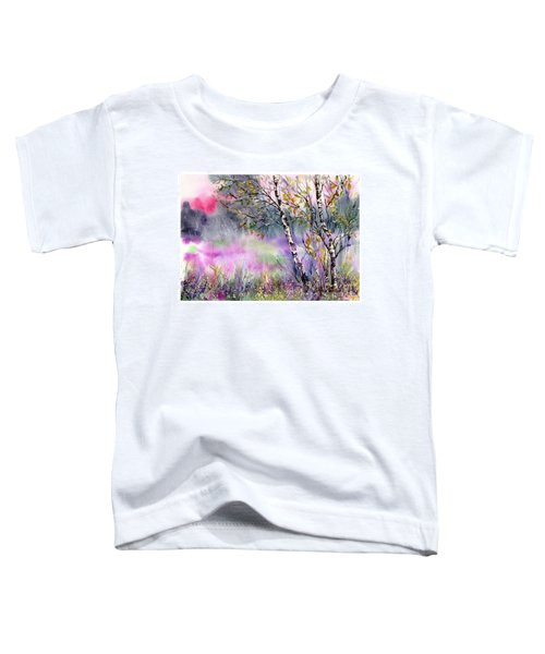 Idyllic Meadow Toddler T-Shirt