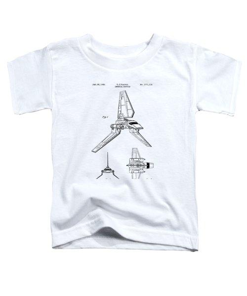 Imperial Shuttle Toddler T-Shirt