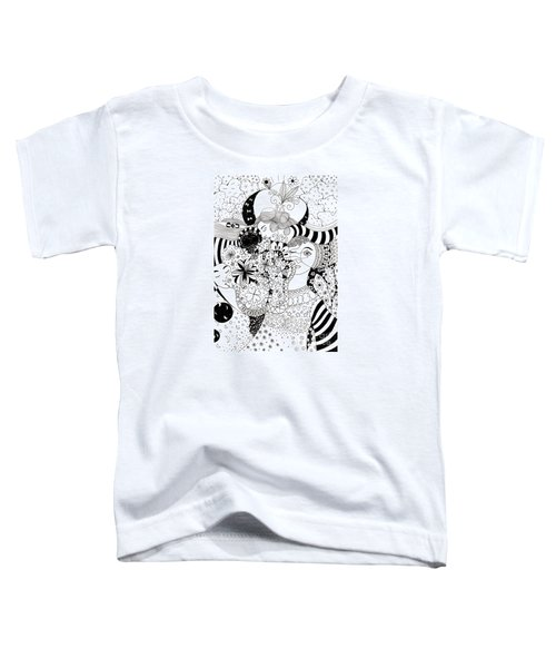 In Light And Dark Toddler T-Shirt