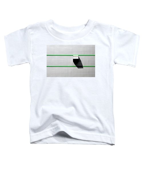 Industrial Minimalism 47 Toddler T-Shirt