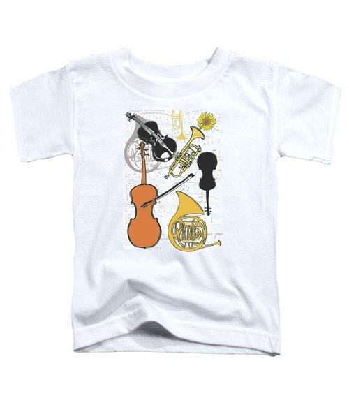 Instruments Toddler T-Shirt