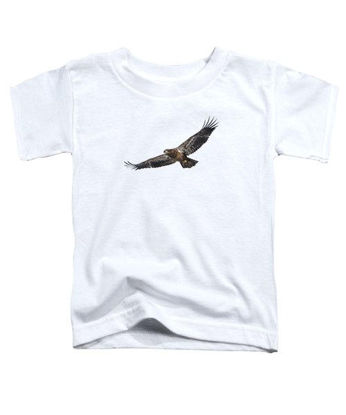 Isolated Bald Eagle 2018-3 Toddler T-Shirt