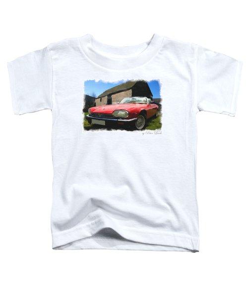 Jaguar Xjs - 1 Toddler T-Shirt