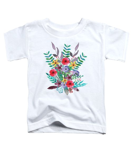 Just Flora I Toddler T-Shirt