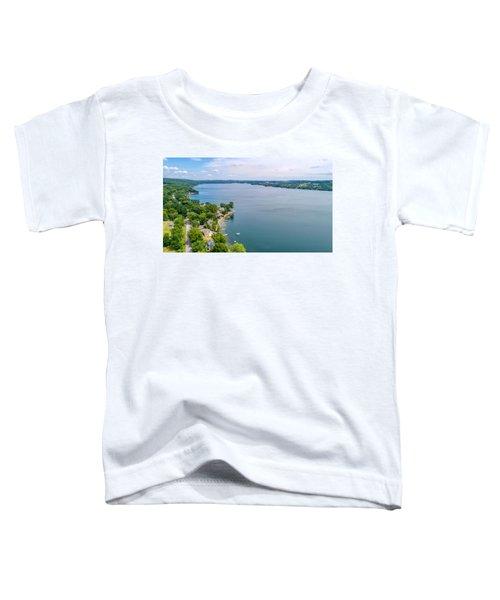 Keuka Views Toddler T-Shirt
