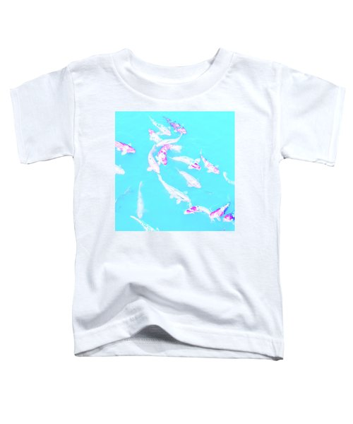 Koicarpscape 6 Toddler T-Shirt