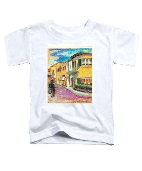 La Bichicletta Toddler T-Shirt