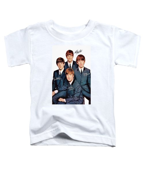 Lads Of Liverpool Toddler T-Shirt