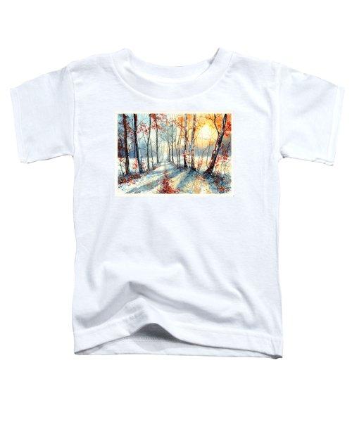 Last Leaves Toddler T-Shirt