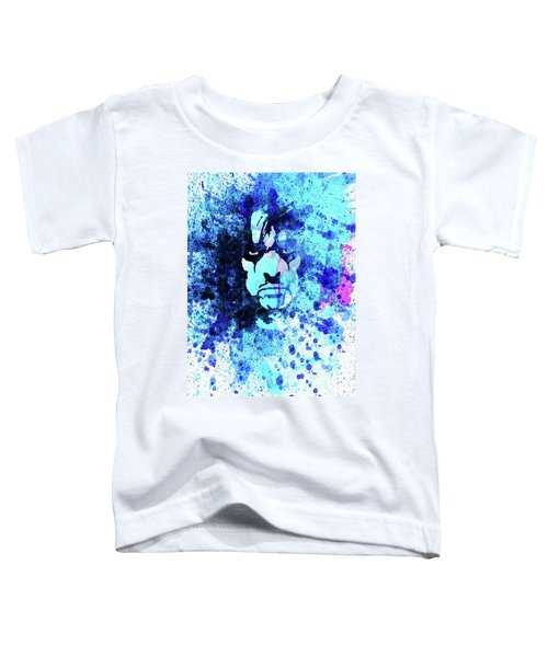 Legendary Alice Cooper Watercolor Toddler T-Shirt