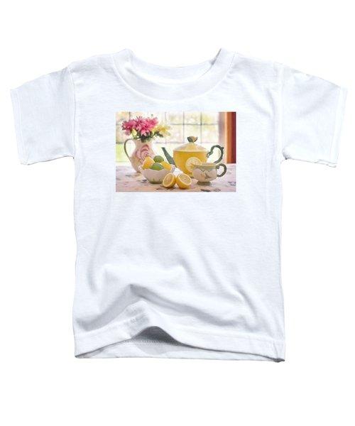 Lemon Tea  Toddler T-Shirt