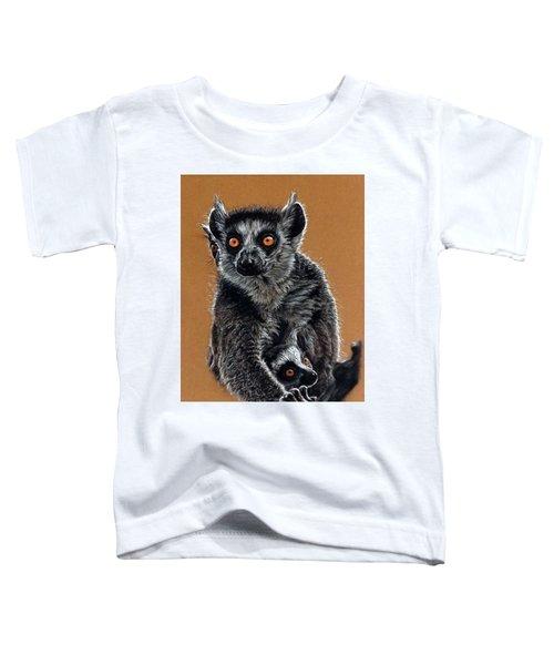 Lemurs Toddler T-Shirt