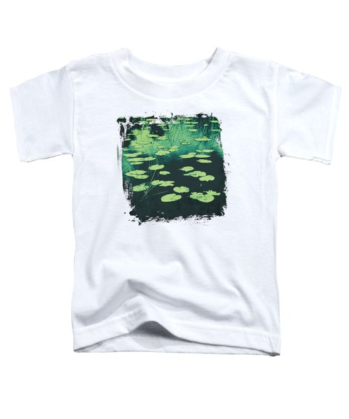 Lily Pad Toddler T-Shirt