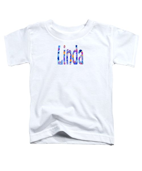 Linda 2 Toddler T-Shirt