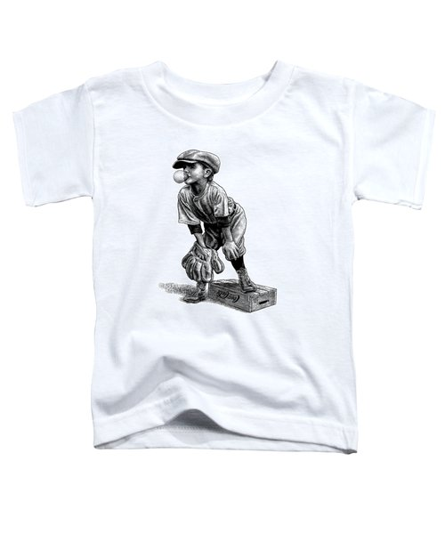 Little Leaguer Toddler T-Shirt