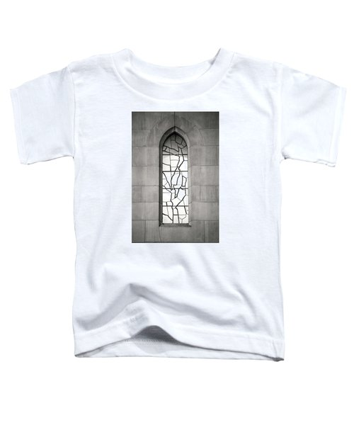 Lone Cathedral Window Toddler T-Shirt