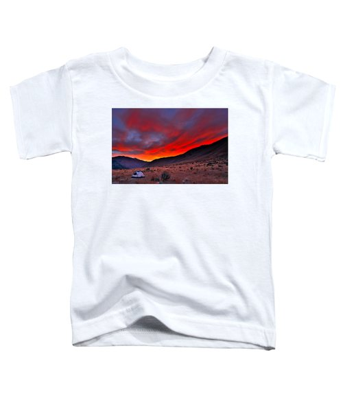 Lone Tent Toddler T-Shirt
