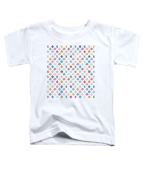Louis Vuitton Monogram-1 Toddler T-Shirt