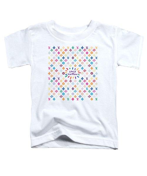 Louis Vuitton Monogram-12 Toddler T-Shirt