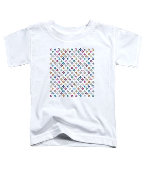 Louis Vuitton Monogram-3 Toddler T-Shirt