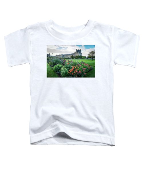 Louvre Toddler T-Shirt