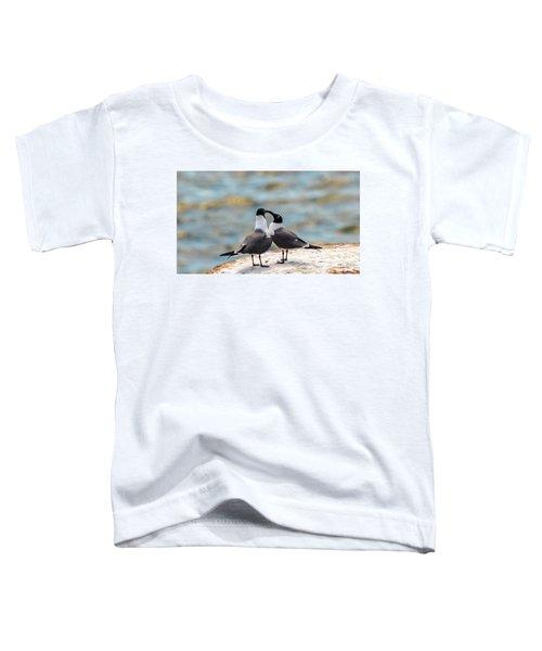 Love Birds Toddler T-Shirt