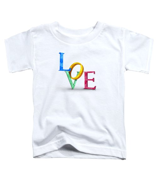 Love Letters Toddler T-Shirt